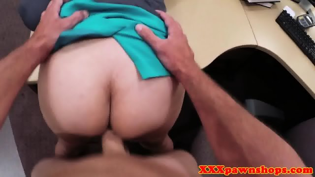 Mature pawnee doggyfucked and facialized - scene 11