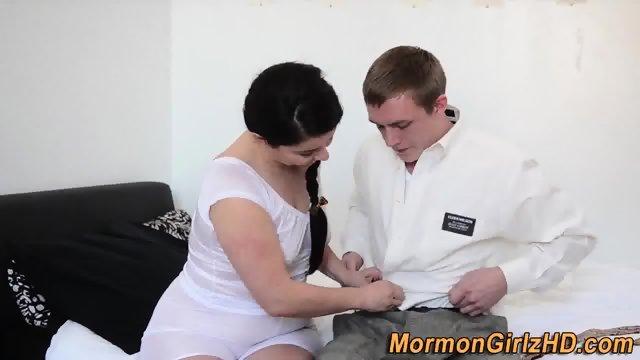 mormon cougar
