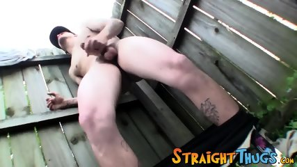 Lex Shoots His Squirting Hot Load In A Satisfying Climax