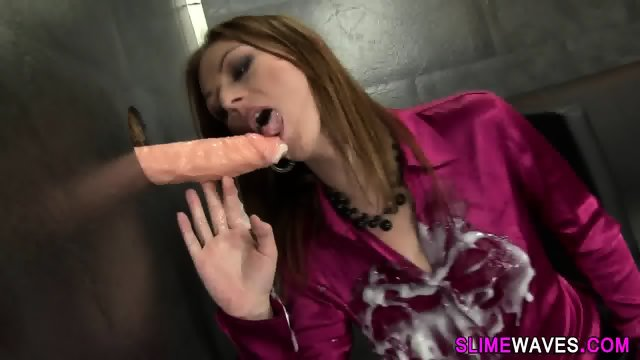 Glam kinky whore gets wam