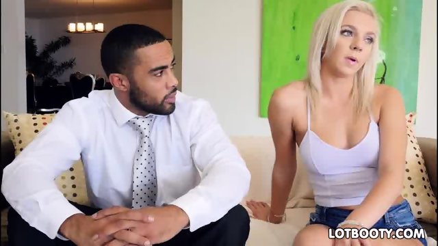 Juicy ass blonde Tiffany Watson gets big cock doggystyle - scene 2