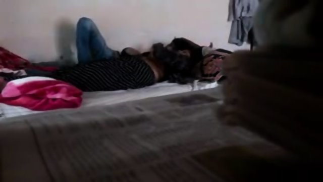 College boy was seducing his girlfriend and feeding her with his dick - To watch full vid. visit hotcamgirls.in - scene 3