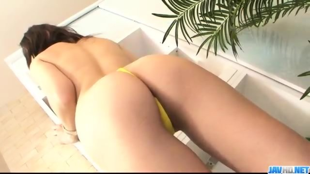 Risa Murakami staggering scenes of pure anal sex