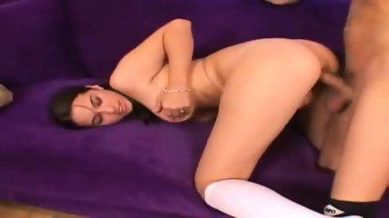 Courtney James fucked doggystyle - scene 5