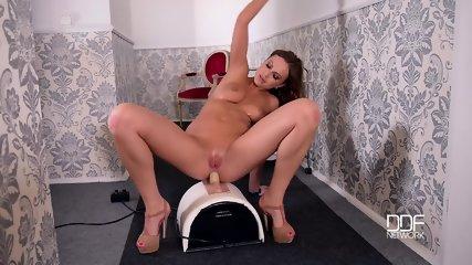 Bondage butt sex