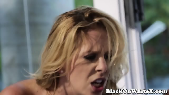 Cockhungry milf craving trainers BBC - scene 9