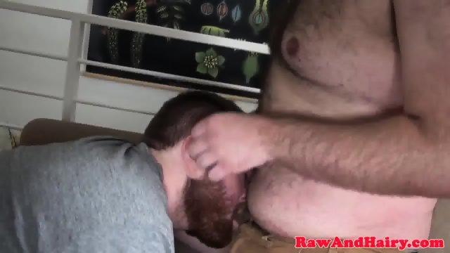 Rawly buttfucked red panda gets it hard - scene 2