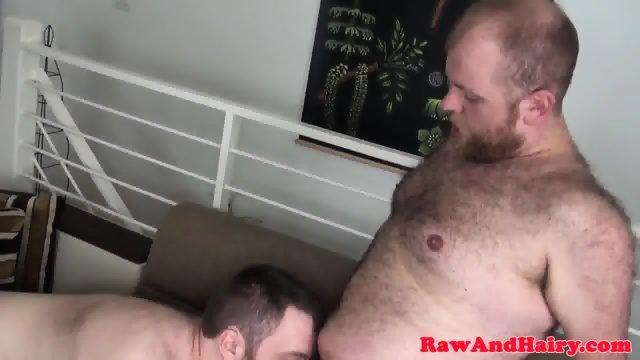 Rawly buttfucked red panda gets it hard - scene 4