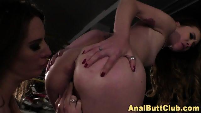 Kinky les eats roundass - scene 11
