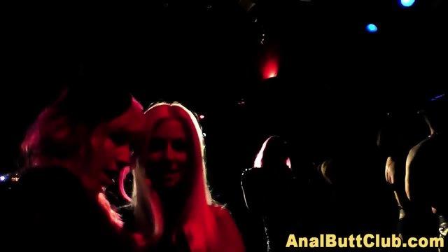 Kinky les eats roundass - scene 4