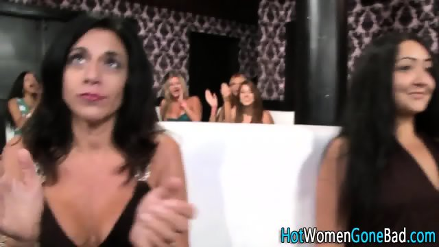 Cfnm whores suck dick - scene 10