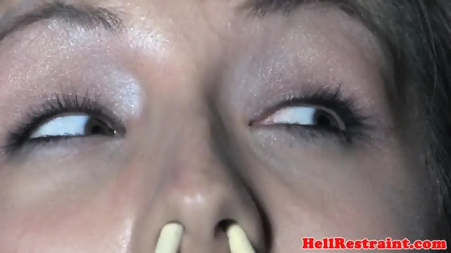 Dicksucking submissive tormented with toys
