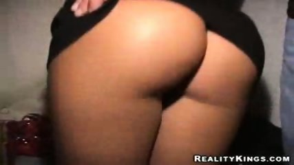 Hot booty girl gets fucked - scene 2