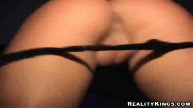 Hot booty girl gets fucked