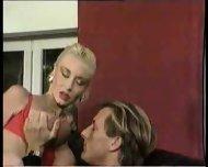 Dolly Buster having fun - scene 1