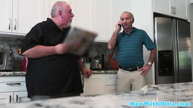 Senior citizen blow job videos