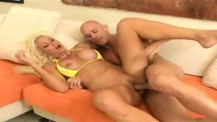 Rhylee, californian blonde takes it hard - scene 11