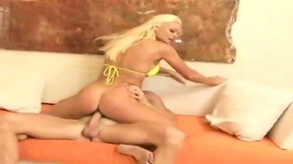 Rhylee, californian blonde takes it hard - scene 3
