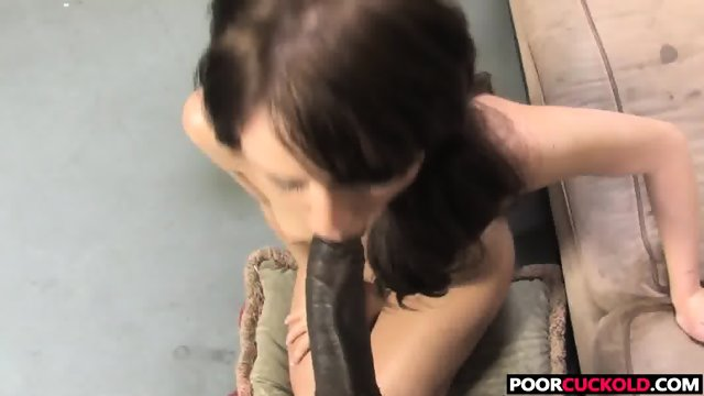 Cuckold watching his Hotwife Kelly Klass Playing With A BBC
