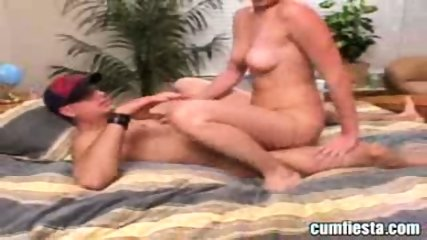 Naughty amateur rides and gets fucked Doggy - scene 2