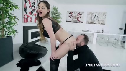 Hardcore Anal Session With Busty Cathy Heaven - scene 5