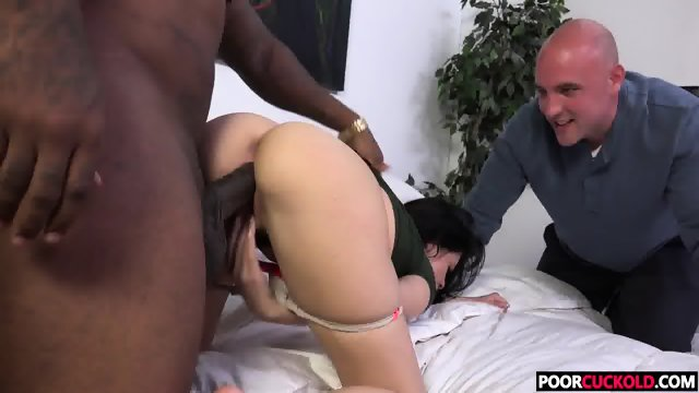 Sexy HotWife Ava Dalush Gets Fucked By BBC While Cuckold Watching