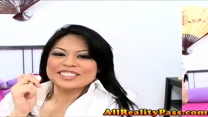 Asian chick teases- Trailer