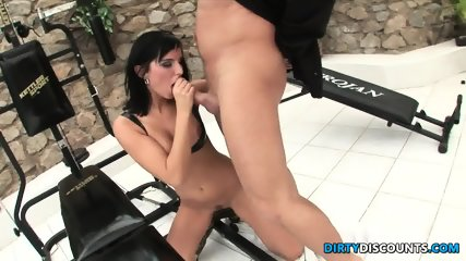 Ass Fucked Ho Swallows - scene 4