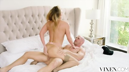 VIXEN Hot Assistant Carter Cruise Lets Her Boss Do Whatever He Wants To Her - scene 8