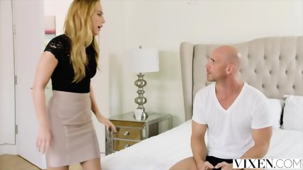 VIXEN Hot Assistant Carter Cruise Lets Her Boss Do Whatever He Wants To Her - scene 3