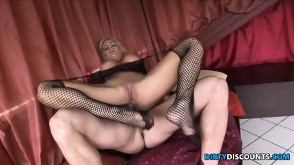 Ass Fucked Slut Guzzles - scene 10