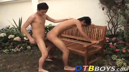 Sexy Ass Twink Samir Gets His Ass Broken By Big Dick Miguel