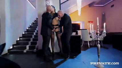 Perky Tit Anna Polina Gets Some Rough DP - scene 3