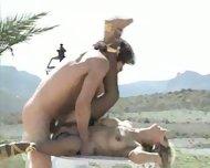 Italians have passionate Sex on Terrace - scene 12