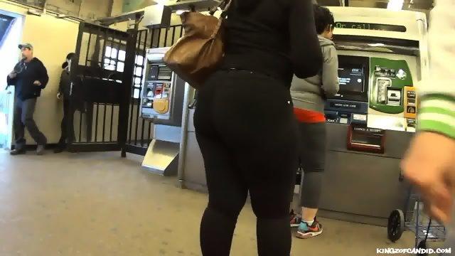 Always Love Some nice BBW Latina Booty