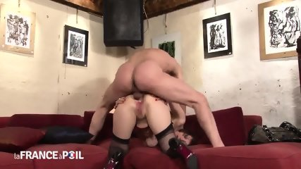Mature Sophie Fucked In Arse - scene 7