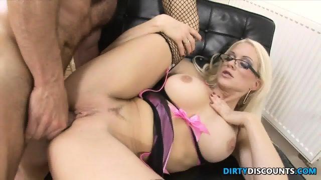Busty Slut Ass Fucked