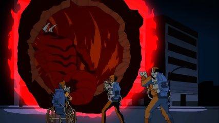 Ghostbusters XXX - scene 1