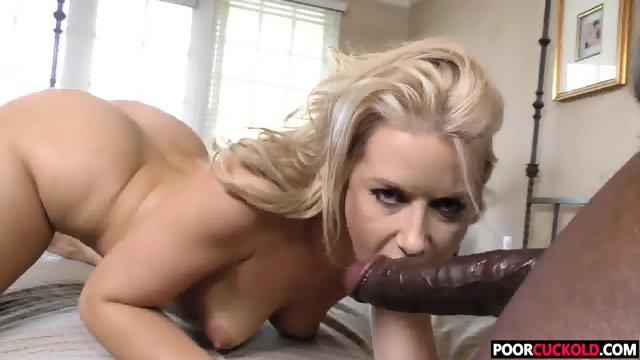 Sexy HotWife Anikka Albrite Gets Fucked By BBC While Cuckold Watching - scene 3