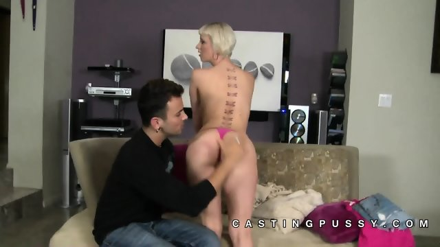 Cherry Torn horny for a strangers cock - scene 6