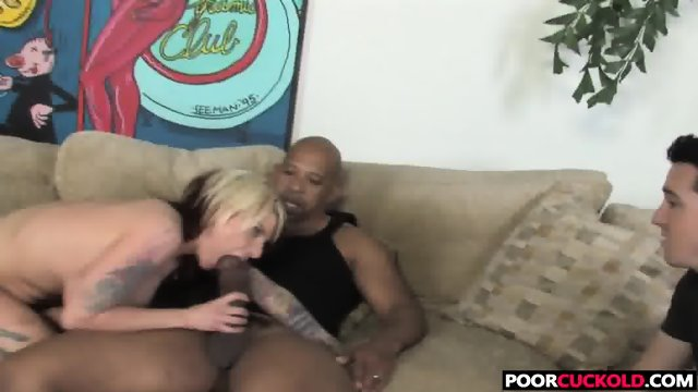 Sexy HotWife Monroe Valentine Gets Fucked By BBC While Cuckold Watching