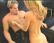 Hot blonde getting fucked - scene 4