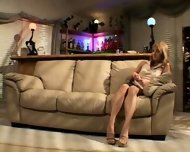 Teagan Presley showing what she got - scene 1