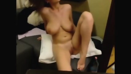 Showing Off My Big Boobs On Cam - scene 9