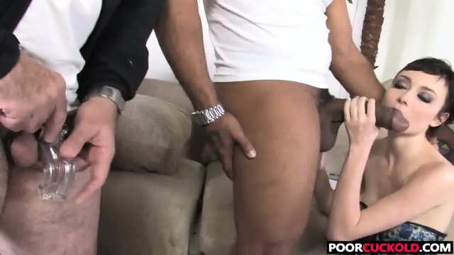 Horny HotWife Zoe Voss Gets Fucked By BBC In Front Of Her Cuckold