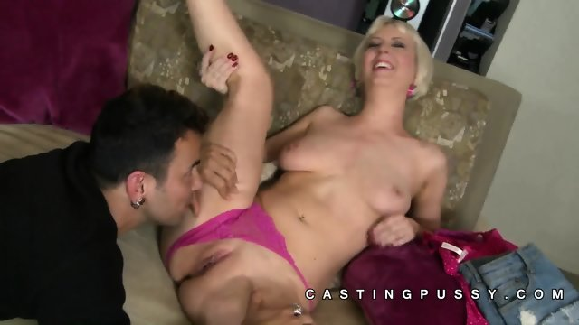 Cherry Torn has her pussy played with - scene 5