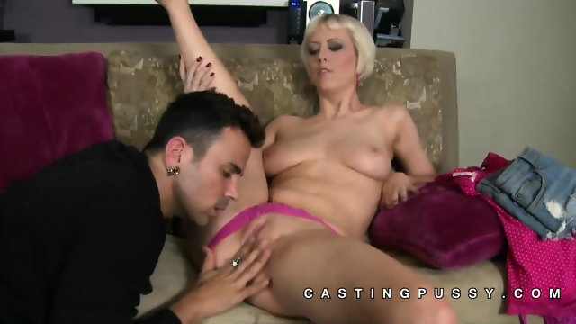 Cherry Torn has her pussy played with - scene 7