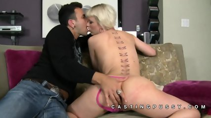 Cherry Torn has her pussy played with - scene 6