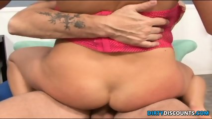 Feet Worshiped Squirter Licks Up Cumload - scene 8