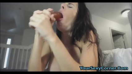 My Tight Latina Friend Ravaged By My Fucking Machine - scene 4